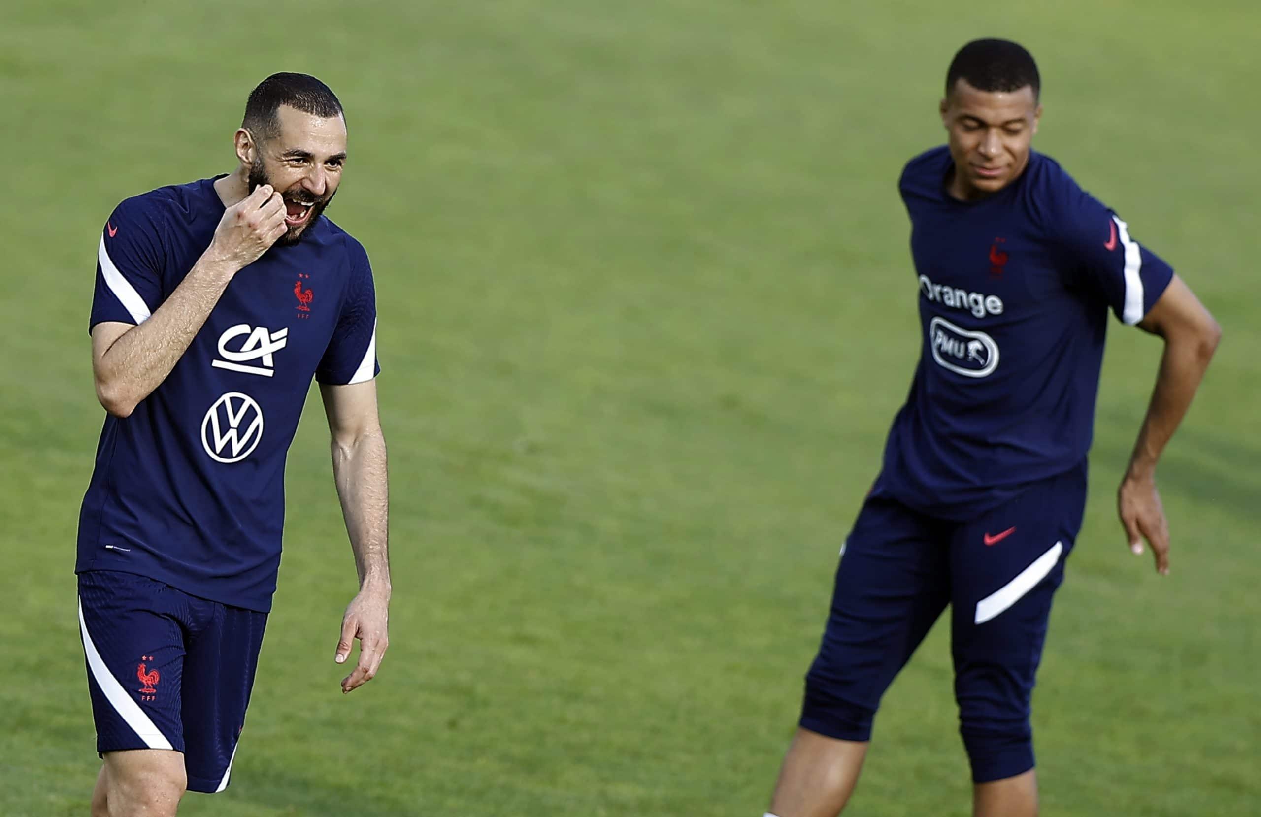 EURO 2020: Benzema i Mbape predvode sjajan napad Francuske 1