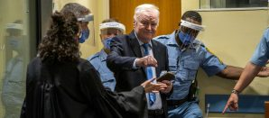 Ratko Mladić pravosnažno osuđen na doživotnu kaznu zatvora 12