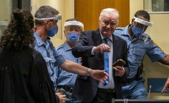 Ratko Mladić pravosnažno osuđen na doživotnu kaznu zatvora 10