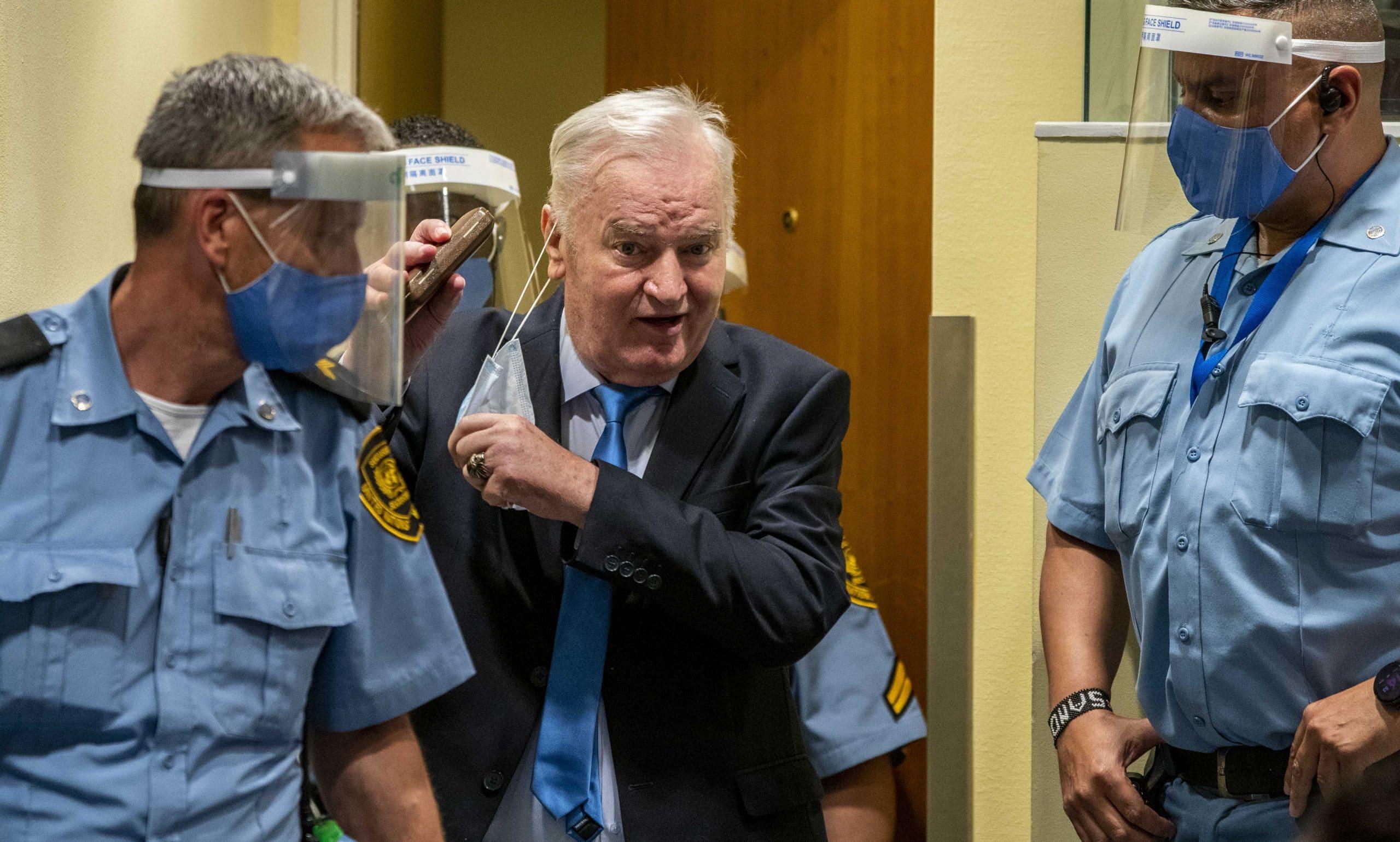Ratko Mladić pravosnažno osuđen na doživotnu kaznu zatvora 5