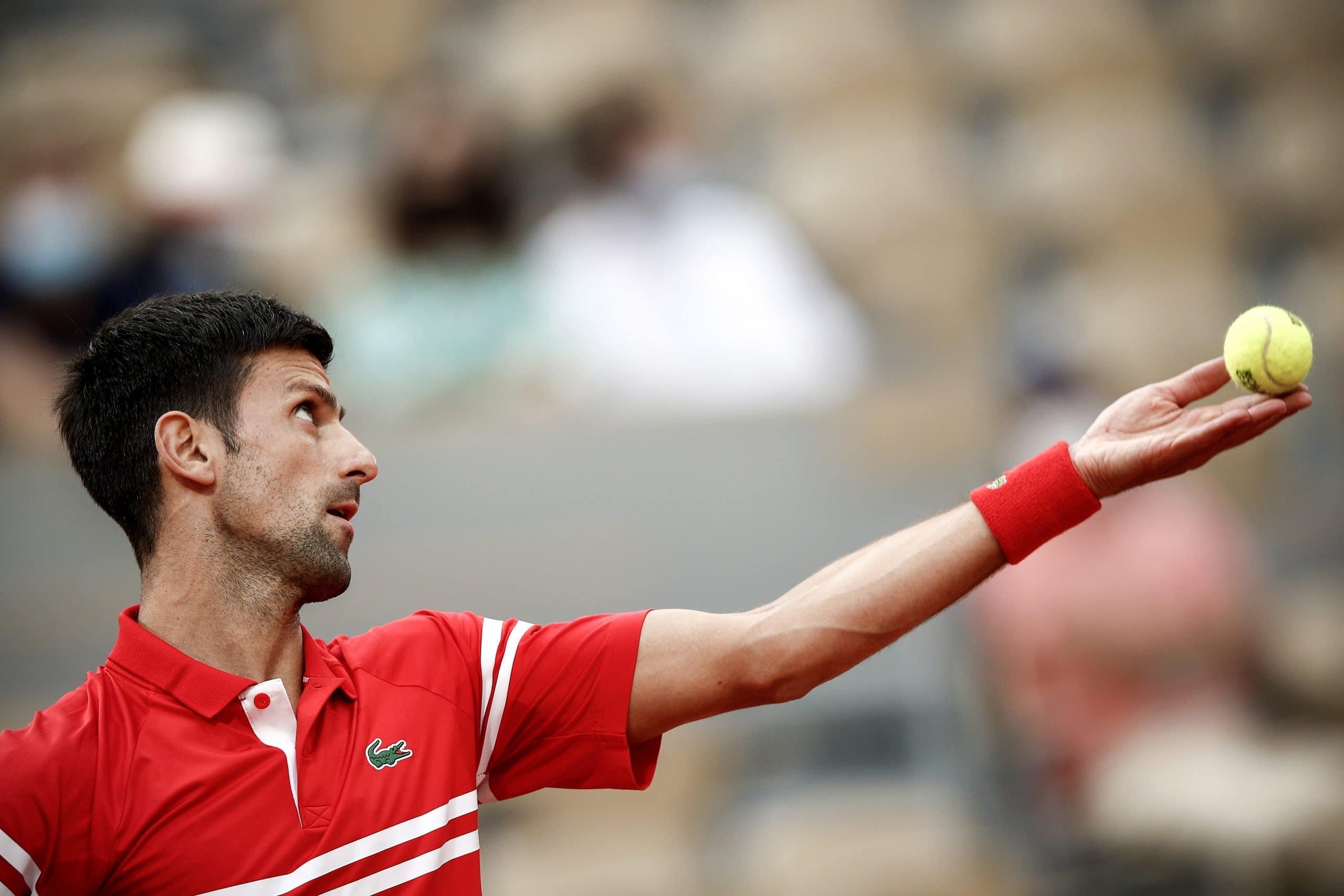 Novak sa Nadalom za finale Rolan Garosa 1