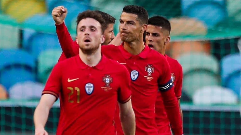 EURO 2020: Ronaldo podržan talentovanom grupom portugalskih igrača 1