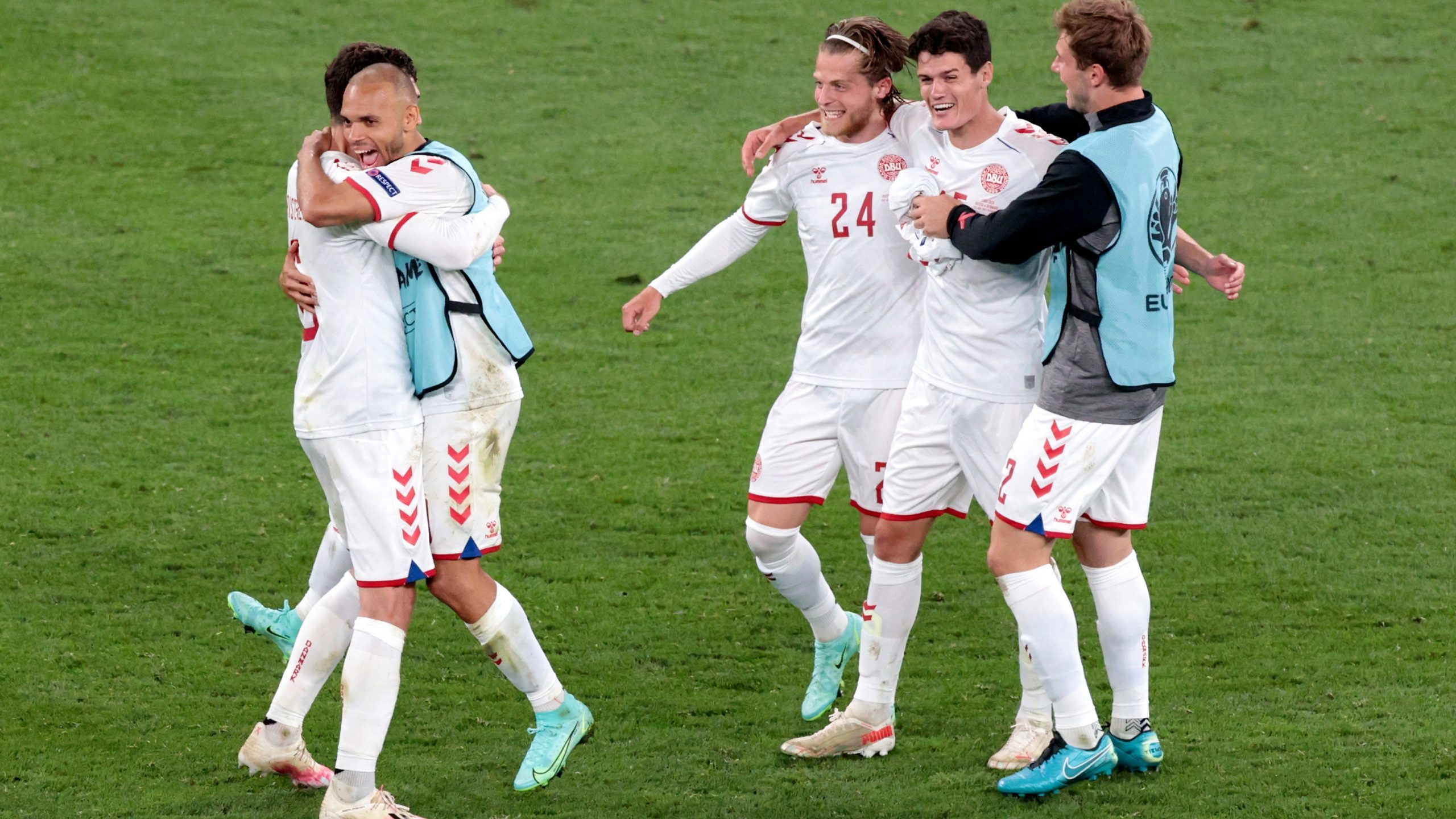 EURO 2020: Danska u foto-finišu 16
