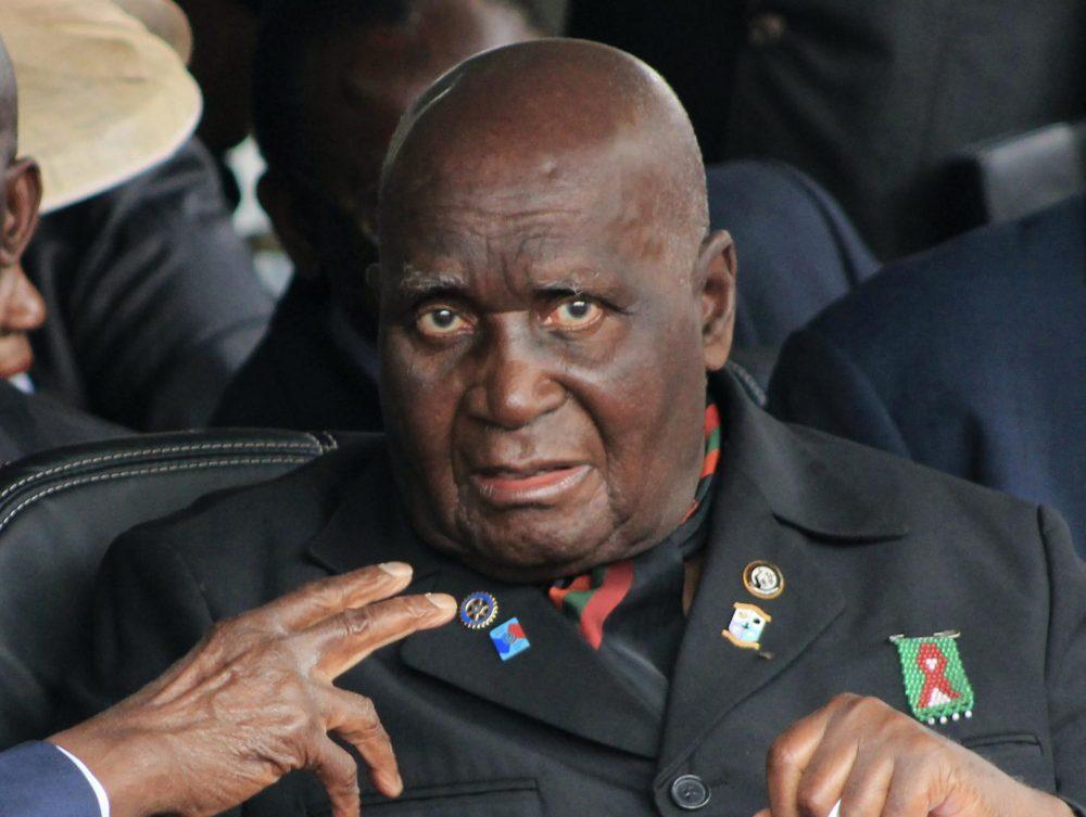 Preminuo dugogodišnji predsednik Zambije Kenet Kaunda 1