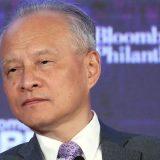Ambasador Kine odlazi iz SAD posle osam godina 11