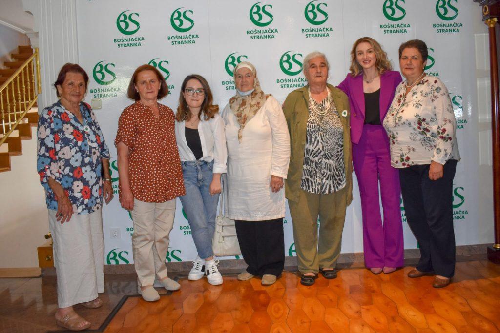 Majke Srebrenice Skupštini Crne Gore: Hvala Vam prijatelji! 1
