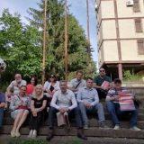 Dveri nastavile svoju predizbornu kampanju u Beogradu 11