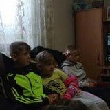 Patrijarh u Bujanovcu sa decom gledao Rolan Garos 2