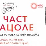 Koncert na Kolarcu povodom 100 godina od rođenja kralja tanga 2