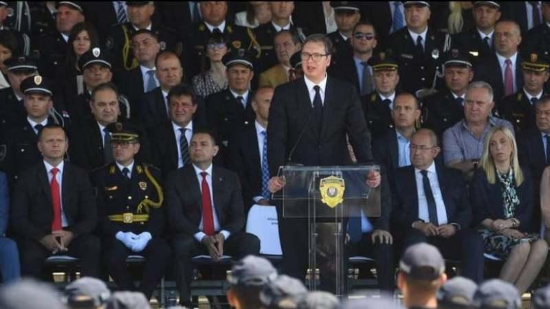 Vučić: Dok sam ja predsednik u Srbiji neće biti doneta rezolucija o Srebrenici (FOTO) 1