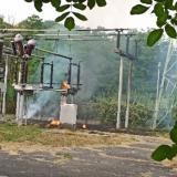 Elektrodistribucija: Požari i eksplozije na više trafo-stanica u Beogradu 4