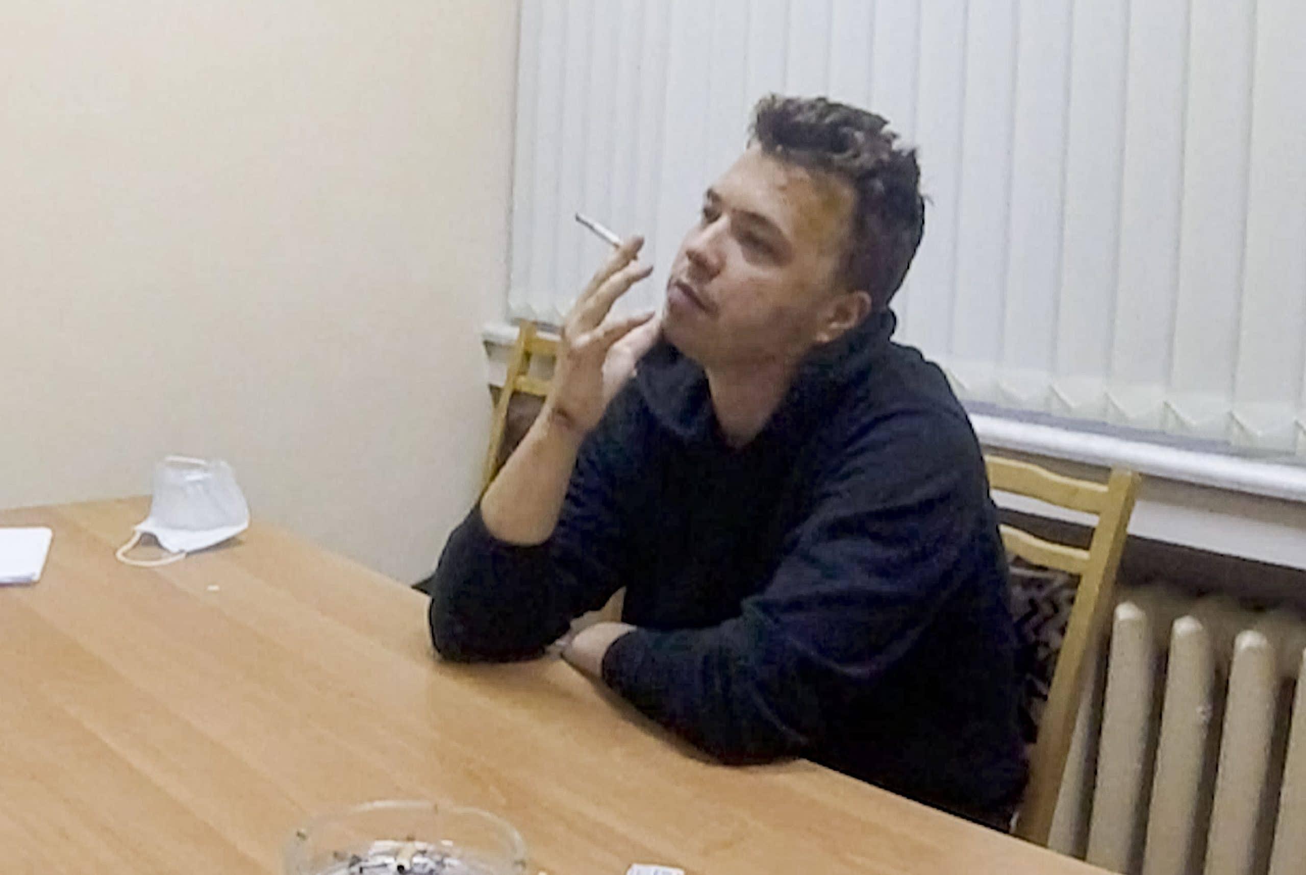 """Uhapšeni novinar """"pohvalio"""" Lukašenka 1"""