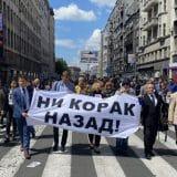 Advokati u četvrtak protestuju ispred ministarstva 14