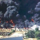 Eksplozija u hemijskom postrojenju u okolini Čikaga 6