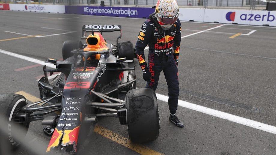 Prekinuta trka Formule 1 u Azerbejdžanu 1