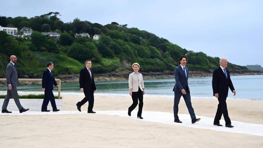 Kina uputila upozorenje liderima G7 1
