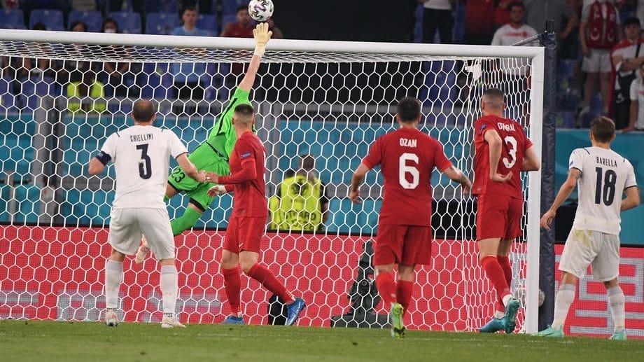 Italija ubedljiva protiv Turske na početku Evropskog prvenstva 1
