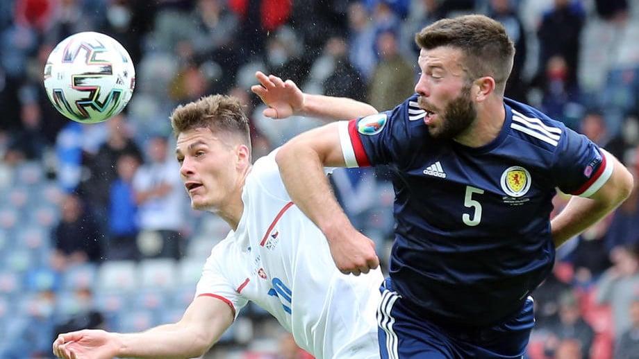 Češka pobedila Škotsku, gol Šika sa polovine terena 1