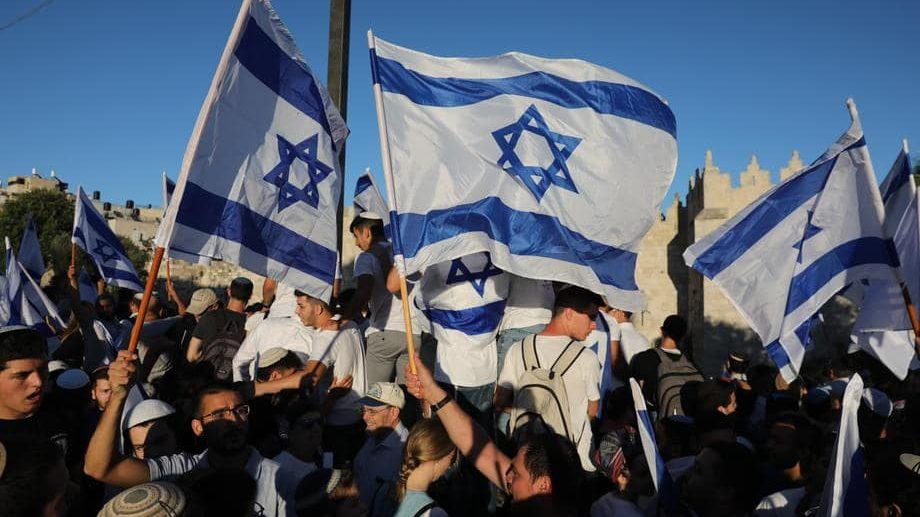"""Lapid osudio povike """"Smrt Arapima"""" na maršu kroz istočni Jerusalim 1"""