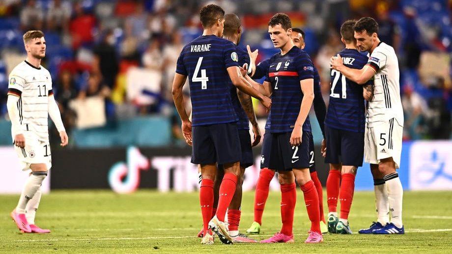 Francuska minimalno pobedila Nemačku (1:0) u derbiju dosadašnjeg toka Eura 14