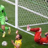 Grupa C: Ukrajina zabeležila prvu pobedu, savladana Makedonija 12