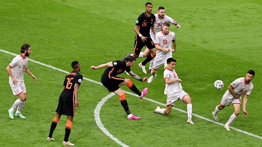 EURO 2020: Austrija na Italiju 1