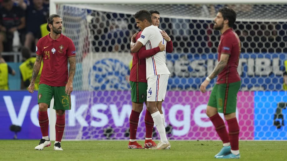 EURO 2020: Remi Ronalda i Benzeme 17