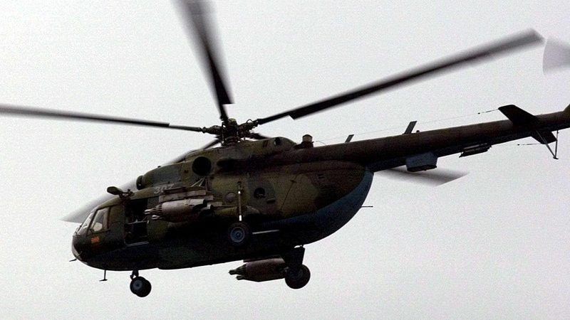 U padu helikoptera ruske Nacionalne garde poginula tri člana posade 1