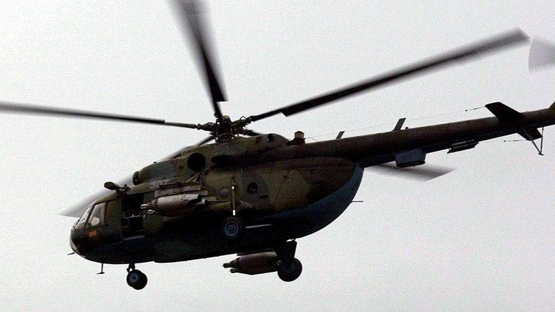 Helikopter Mi-8 ruske Nacionalne garde srušio se u blizini Sankt Peterburga 16