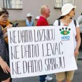 Aleksić: Narod će zaustaviti izgradnju rudnika, energija otpora je ogromna 15