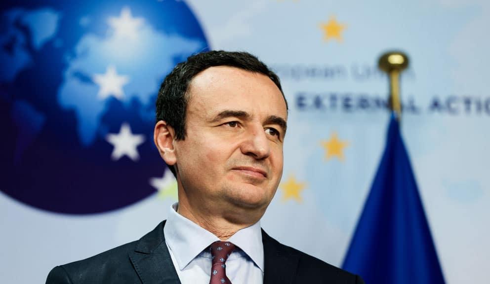 Kurti: Uspostavljanje reciprociteta nije želja Kosova, već nametanje Srbije 1