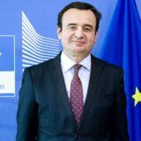 Kurti: Vlada Kosova nije odustala od uspostavljanja političkog, ekonomskog i trgovinskog reciprociteta sa Srbijom 12