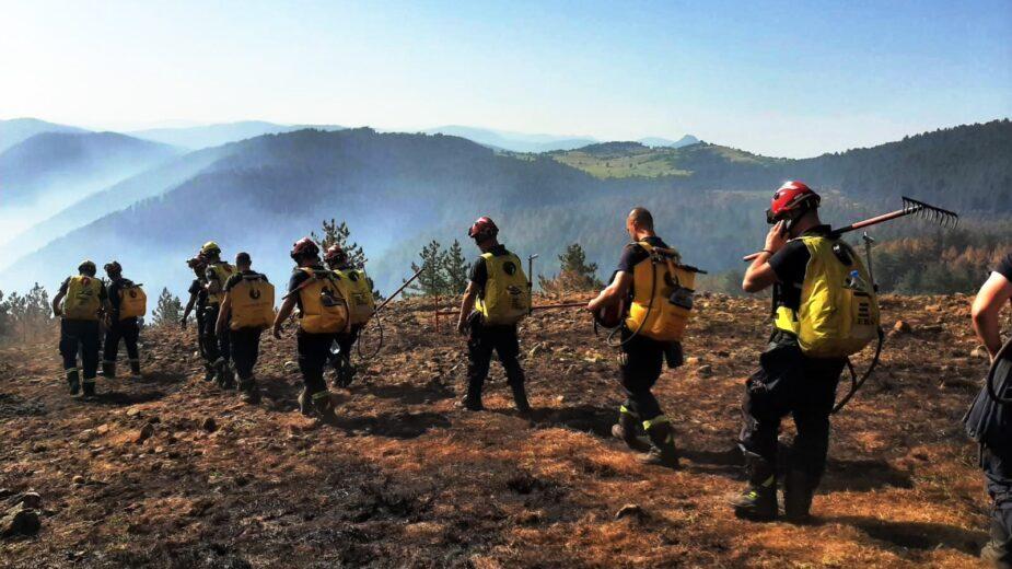 Vulin: Lokalizovani požari kod Nove Varoši i Priboja 1