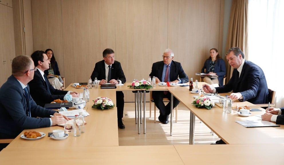 Kako će kriza u Avganistanu uticati na ponašanje SAD i EU u dijalogu Srbije i Kosova? 1