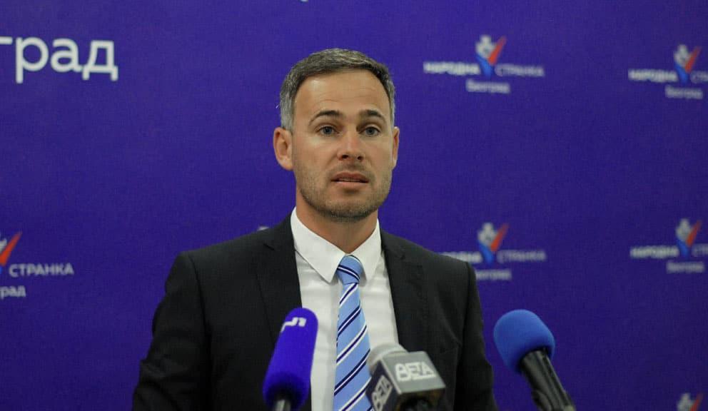 Aleksić: Sledi borba za Srbiju, narod će pobediti Vučićev kriminalni klan 12