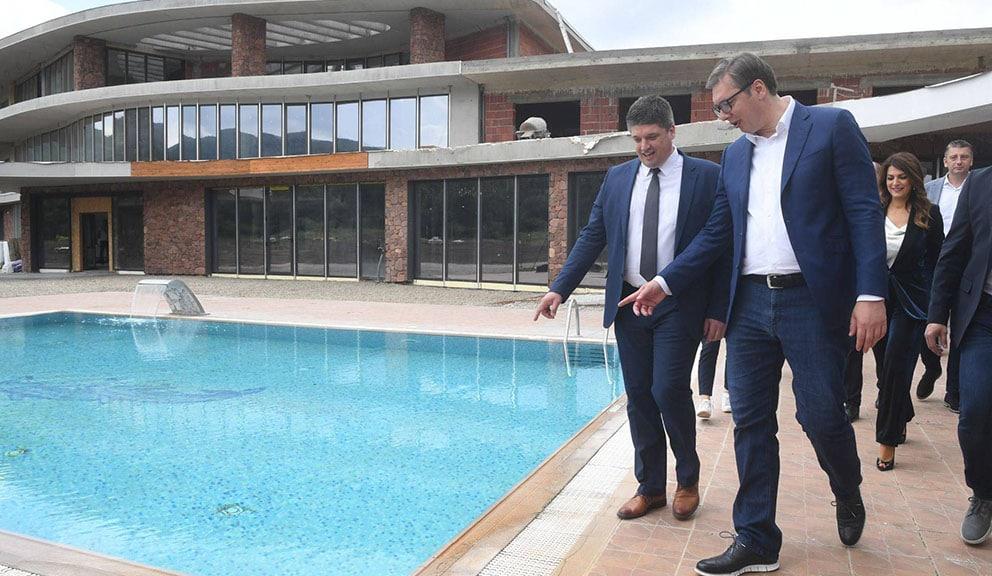 Šta je sve Aleksandar Vučić obećao tokom posete Pomoravlju? 1