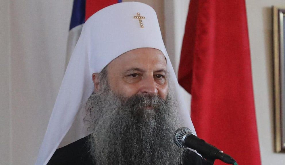 Patrijarh Porfirije pozvao da se pomogne bolesnoj petomesečnoj Vanji Malović 1