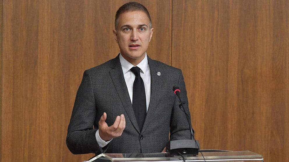 Stefanović najavio tužbu protiv lista Nova 13
