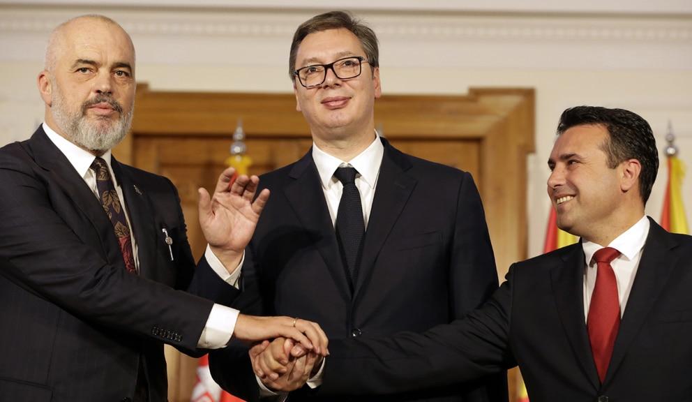 FT: Frustriran zastojem na putu ka EU, balkanski trio formira mini-Šengen zonu 1