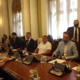 sastanak Radne grupe za međustranački dijalog bez posredovanja stranaca