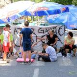Građani nastavljaju protest na Karaburmi zbog smrti dečaka do ispunjenja zahteva 9