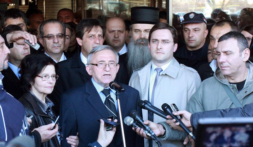 Osuđenik za ratne zločine Vladimir Lazarević počasni građanin Panteleja 7