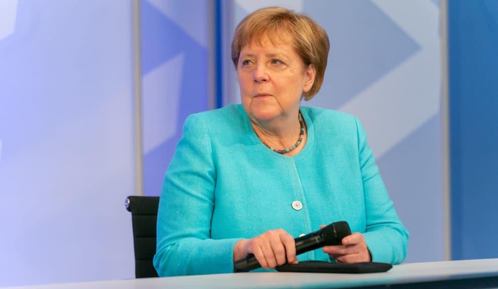 Merkel tvrdi da je američko-nemački sporazum o 'Severnom toku 2' dobar za Ukrajinu 1