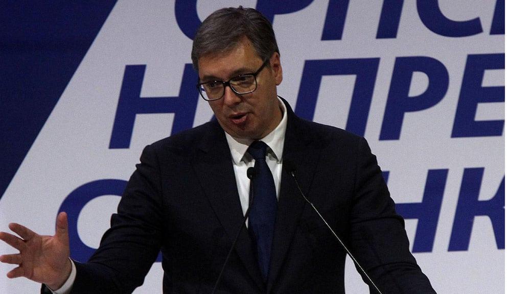 Naprednjaci će ponovo istaći Vučića kao kandidata na svim nivoima 1