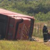 Vozač kosovskog autobusa koji se prevrnuo u Hrvatskoj bio umoran 12