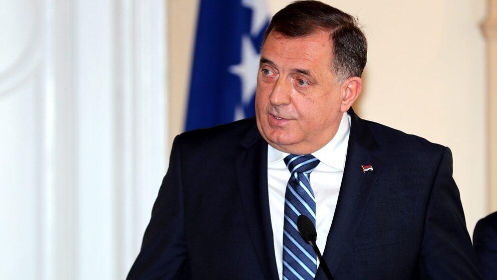 Dodik na privatnu zabavu u Mostaru išao helikopterom 1
