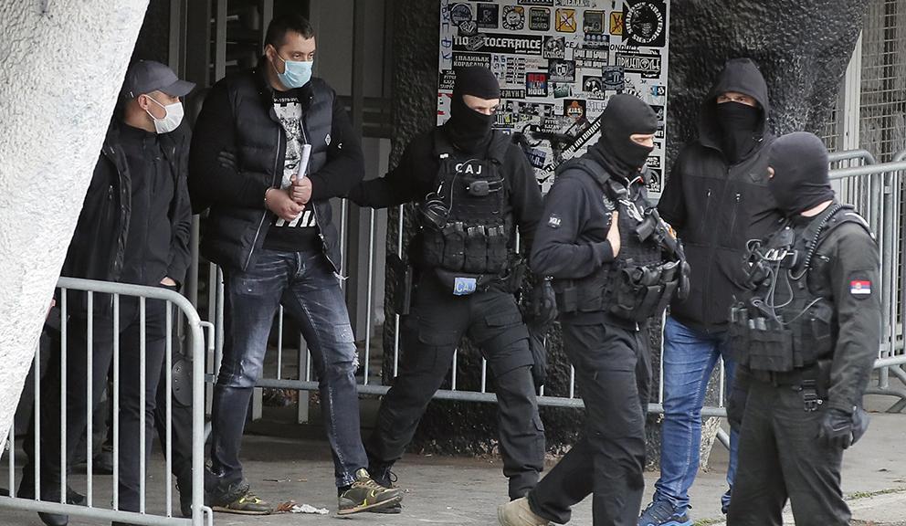 Njuzmaks adrija: Član Belivukove grupe Miljković u iskazu tvrdio da se video sa Vulinom i Vučićem 1