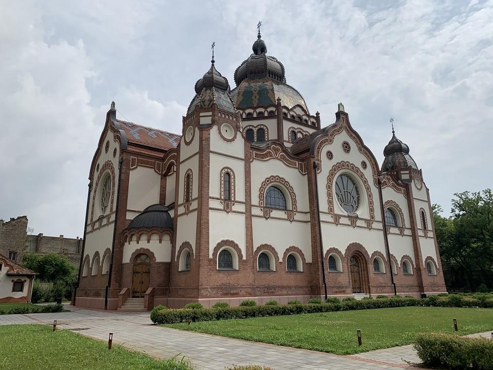 Subitička katedrala jedna je od najznačajnijih znamenitosti ovog vojvodđanskog grada