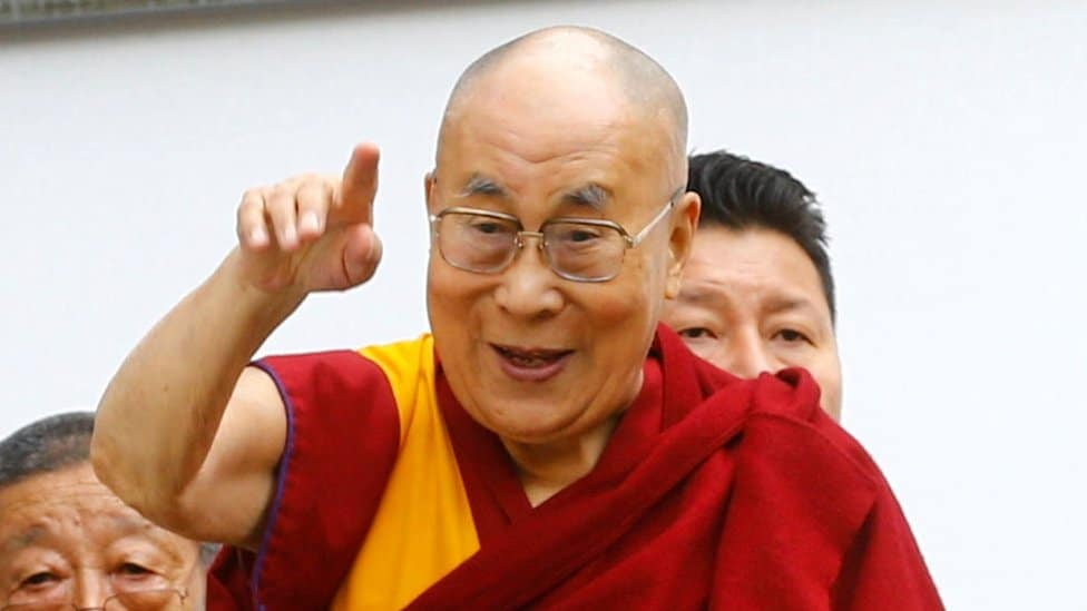 Dalaй-lama яvlяetsя liderom tibetskih buddistov