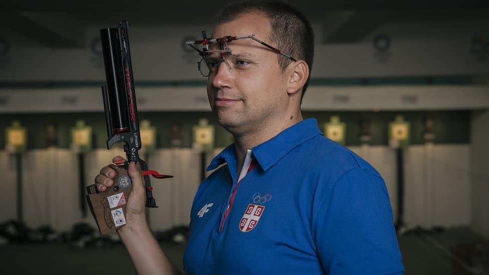 Mikecu je ovo prva olimpijska medalja u karijeri